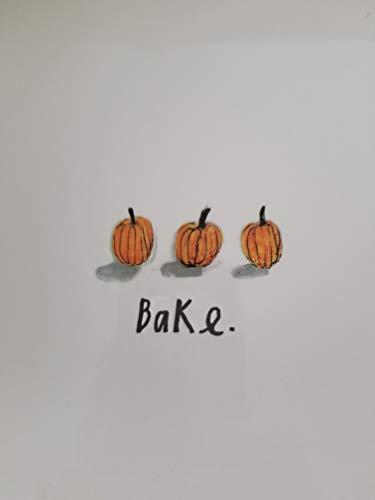 Rae Dunn By Magenta BAKE PAN With PUMPKINS 0 1
