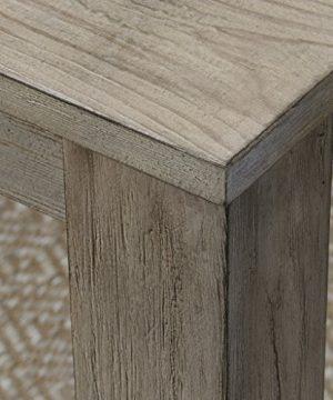Sauder New Grange Dining Table White Pine Finish 0 4 300x360