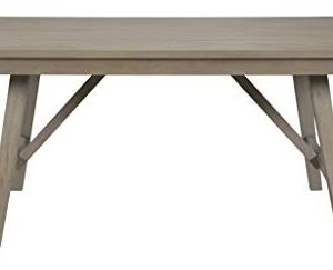 Signature Design By Ashley Aldwin Rectangular Dining Room Table Casual Style Gray 0 300x243