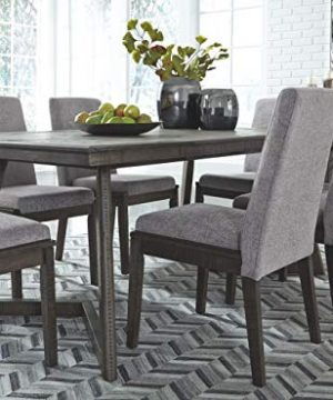 Signature Design By Ashley - Besteneer Rectangular Dining ...