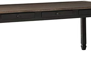 Signature Design By Ashley Tyler Creek Dining Room Table BlackGray 0 300x256