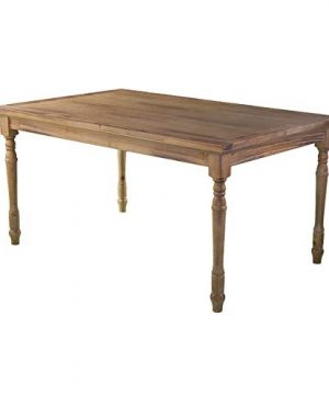 Southern Enterprises Hullerman Dining Table Aged Natural 0 300x360