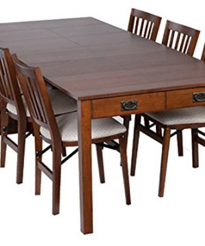 Stakmore Traditional Expanding Table Finish Fruitwood 0 300x360