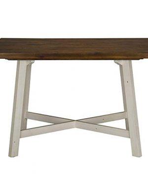 Standard Furniture 19082 Amelia Dining Set Warm Chestnut Finish 0 4 300x360
