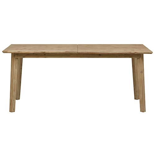 Stone Beam Rylee Modern Dining Table 299H Mixed Gray 0 0