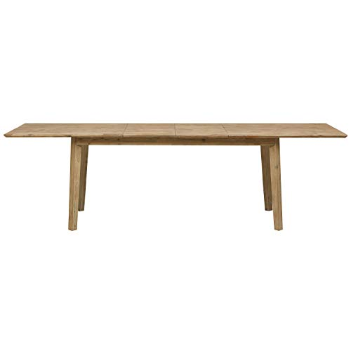 Stone Beam Rylee Modern Dining Table 299H Mixed Gray 0 1