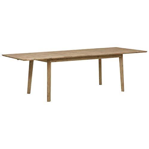 Stone Beam Rylee Modern Dining Table 299H Mixed Gray 0 2