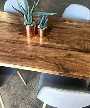UMBUZ Reclaimed Wood Dining Table 0 300x360