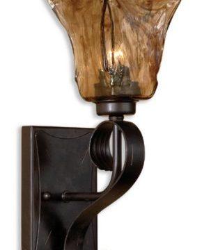 Uttermost 22402 Vetraio Wall Sconce 8 X 6 X 15 Oil Rubbed Bronze 0 290x360