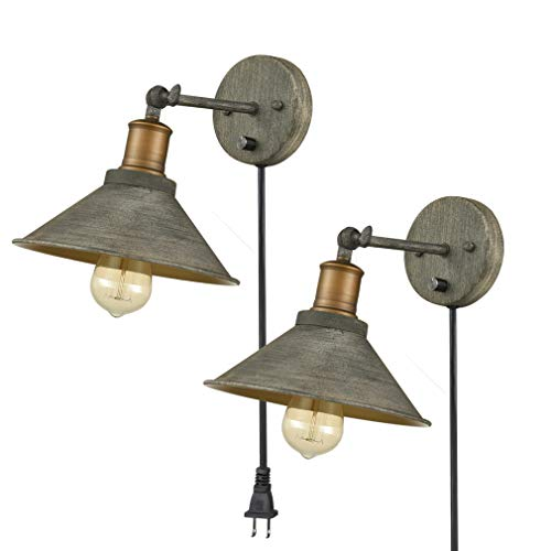 Vintage Swing Arm Wall Sconces