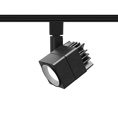 WAC-Lighting-H-LED207-30-BK-Contemporary-Summit-ACLED-15W-Beamshift-Line-Voltage-Cube-H-Track-Head-0