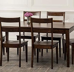 William Sheppee SON152 Sonoma 7 Piece Dining Table Set English Chestnut 0 0 300x290
