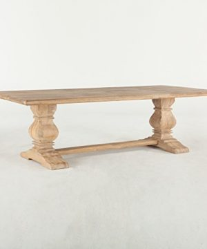 World Interiors Antique Oak Dining Table 0 0 300x360