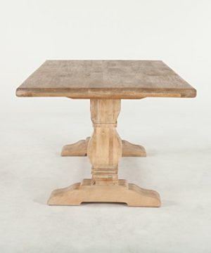 World Interiors Antique Oak Dining Table 0 1 300x360