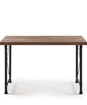 Zinus Alicia Industrial Style Dining Table 0 1 300x360