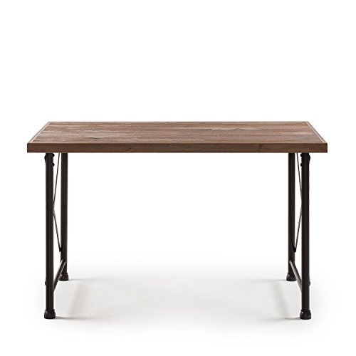 Zinus Alicia Industrial Style Dining Table 0 1
