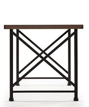 Zinus Alicia Industrial Style Dining Table 0 2 300x360