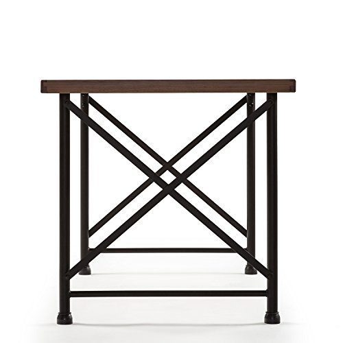 Zinus Alicia Industrial Style Dining Table 0 2