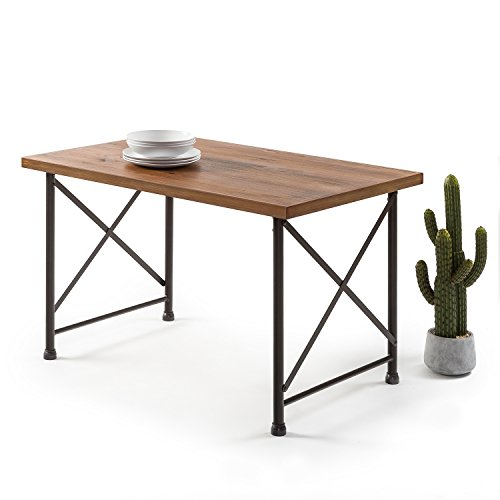 Zinus Alicia Industrial Style Dining Table 0