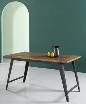 Zinus Donna Wood And Metal Dining Table 0 300x360