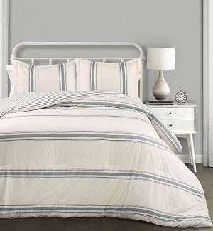 King Farmhouse Comforter Sets