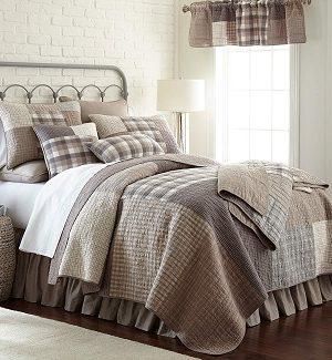 Queen Farmhouse Quilt Sets