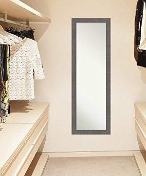 Amanti Art Full Length Mirror Rustic Plank Grey Narrow Mirror Full Length Full Body Mirror On The Door Mirror 1725 X 5125 0 4 300x360