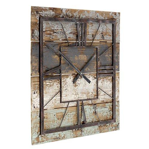 Aspire Weston Square Wall Clock Multicolor 0 0