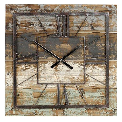 Aspire Weston Square Wall Clock Multicolor 0