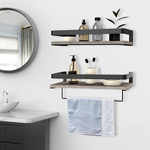 Audoc Floating Shelves Wall Mounted 2