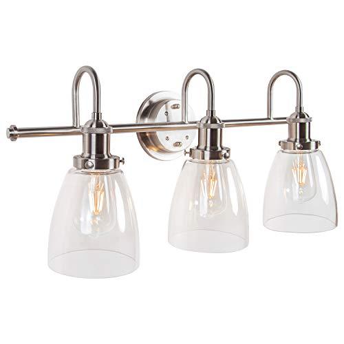 The Yodeling Goat Bathroom Vanity Light Fixtures Black Vanity Light Bathroom Lighting Fixtures Over Mirror Rustic Farmhouse Goals