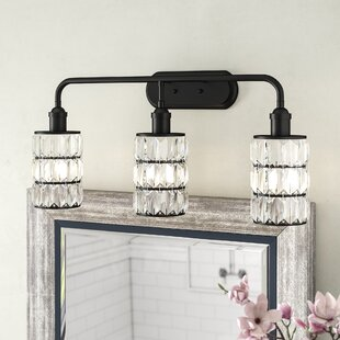 Baxley+3-Light+Dimmable+Clear+Vanity+Light