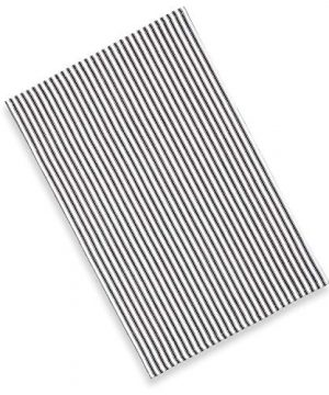 Cackleberry Home Black And White Ticking Stripe Kitchen Towels 18 X 28 Inches 100 Cotton Woven Set Of 3 0 0 300x360