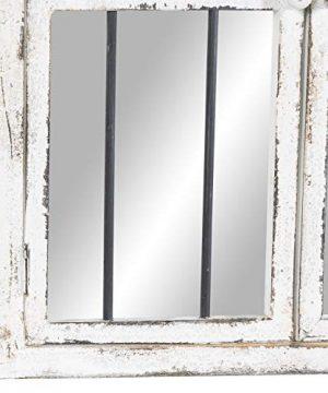 Deco 79 Wood Window Mirror 42 By 25 0 1 300x360