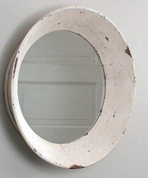 Dutch Round Wall Mirror 0 300x360