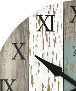 FirsTime Co Timberworks Wall Clock 27 Multicolor 0 1 300x360