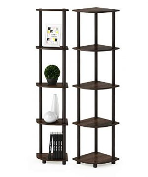 Furinno-Turn-N-Tube-5-Tier-Corner-Display-Rack-2-Pack-2-Pack-WalnutBrown-0-0