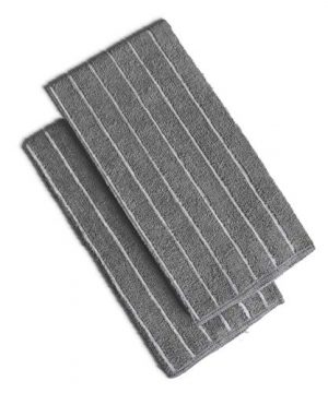 Gryeer Microfiber Dish Towels 8 Pack Stripe Designed Gray And White Colors Soft Super Absorbent And Lint Free Kitchen Towels 26 X 18 Inch 0 1 300x360