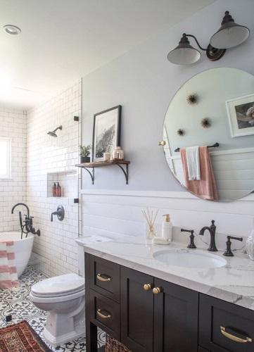 HGTV Bathrooms by Soko Interior Design