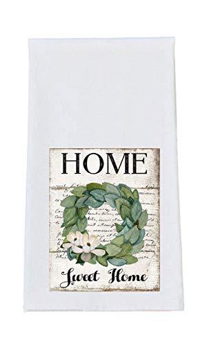 Home Sweet Home Kitchen Tea Towel Farmhouse Decor 0