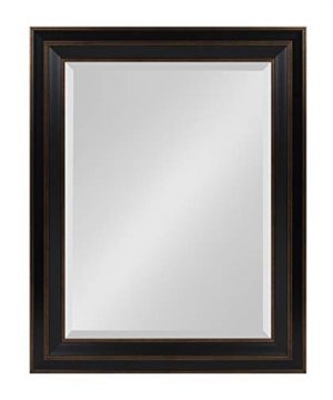 Kate And Laurel Whitley Framed Wall Mirror 235x295 Bronze 0 300x360