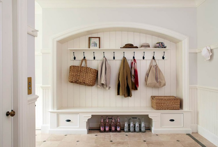 Mudroom by Karp Associates Inc