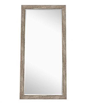 Naomi Home Rustic Floor Mirror Natural66 X 32 0 0 300x360