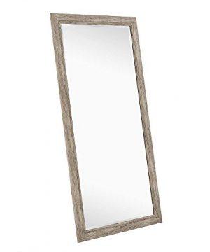 Naomi Home Rustic Floor Mirror Natural66 X 32 0 1 300x360