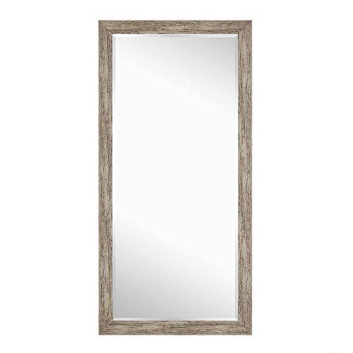 Naomi Home Rustic Floor Mirror Natural66 X 32 0 2