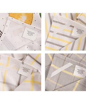 Pantry Lemon Kitchen Dish Towel Set Of 4 100 Percent Cotton 18 X 28 Inch 0 4 300x360