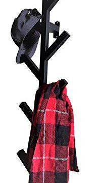 PremiumRacks Coat Rack Hat Rack Modern Design Wall Mounted Stylish Durable 0 0 186x360