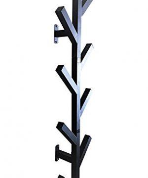 PremiumRacks Coat Rack Hat Rack Modern Design Wall Mounted Stylish Durable 0 1 300x360