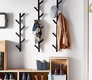 PremiumRacks Coat Rack Hat Rack Modern Design Wall Mounted Stylish Durable 0 3 300x262