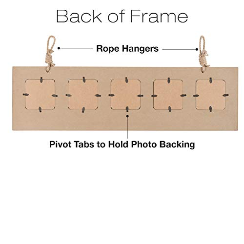 Rustic Wall Mounted Coat Rack With 4 Hanging Hooks And 31x9 Holds 5 Photos Use As Coat Rack Hat Organizer Key Holder Perfect For Entryway Mudroom Kitchen Bathroom Hallway Foyer 0 1